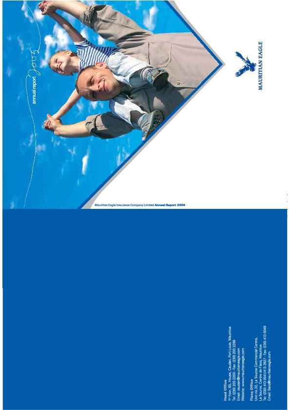 Mauritian Eagle Insurance Co Limited Mei Mu 2005 Annual Report Africanfinancials