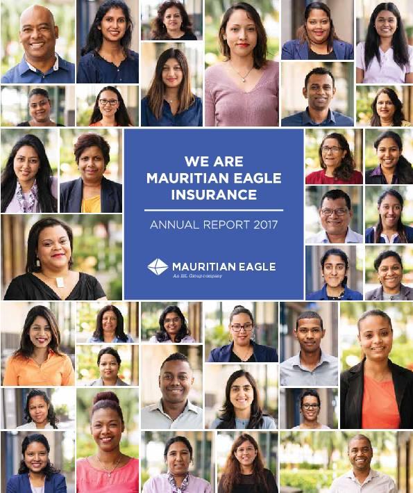 Mauritian Eagle Insurance Co Limited Mei Mu 2017 Annual Report Africanfinancials