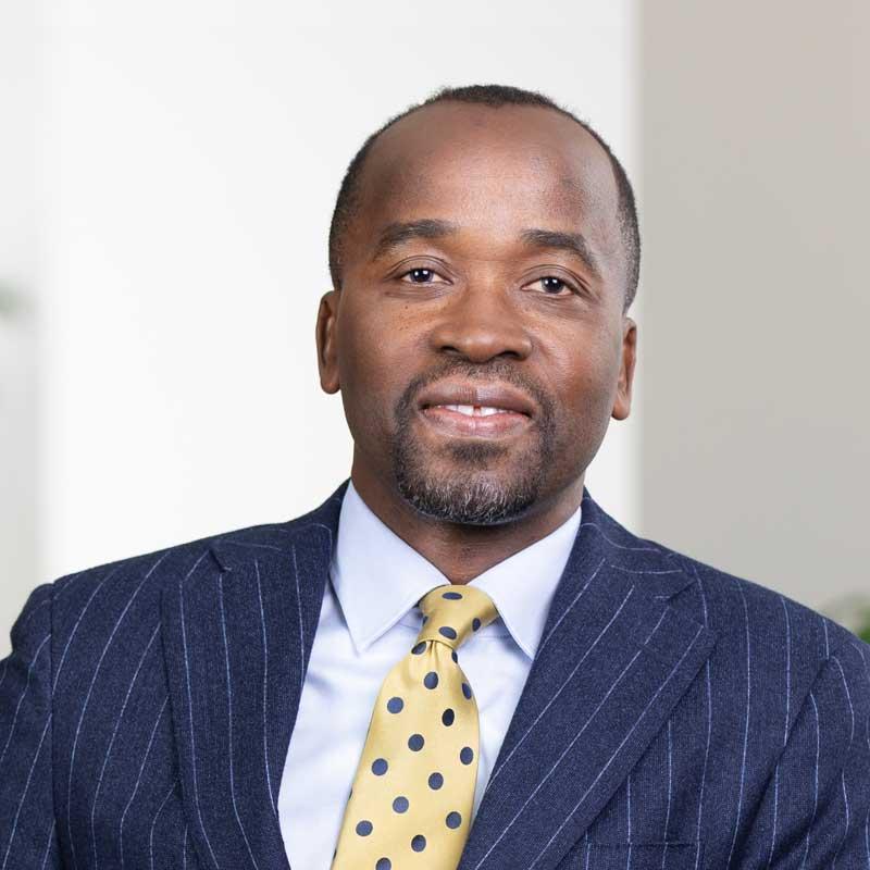 Mr Hardy Pemhiwa