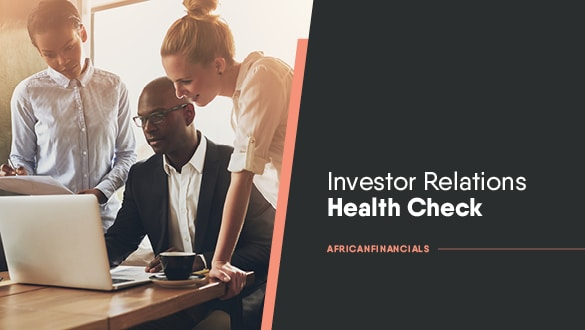 Investor Relations Health Check