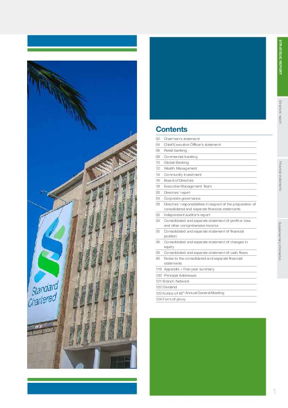 Standard Chartered Bank Plc Scz Zm 2018 Annual Report