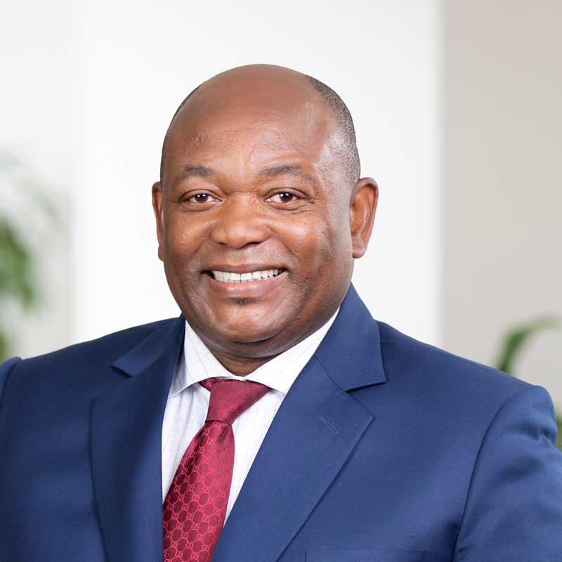 Mr Mgqibelo Gasela