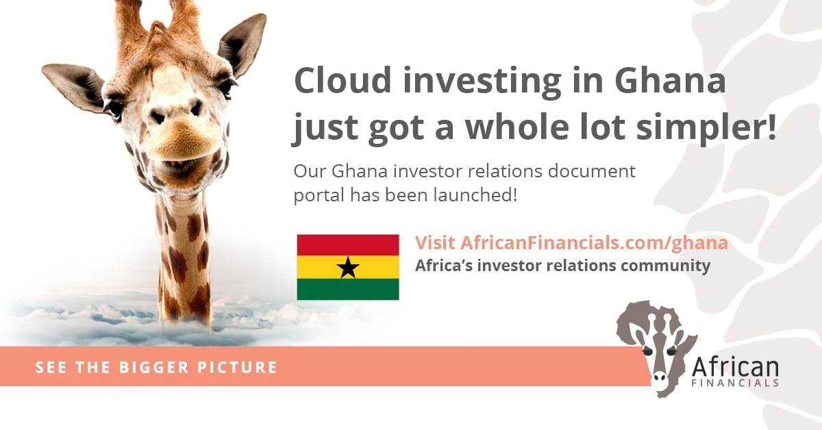Ghana Stock Exchange Share Prices Africanfinancials