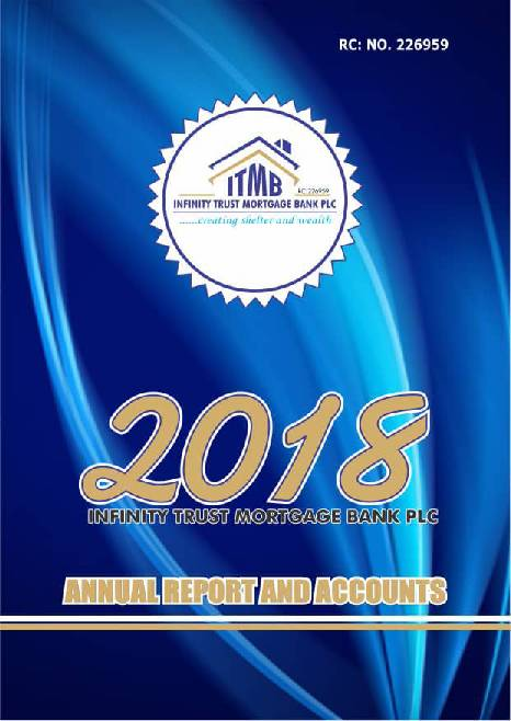 Read the Infinity Trust Mortgage Bank Plc 2018 Annual Report