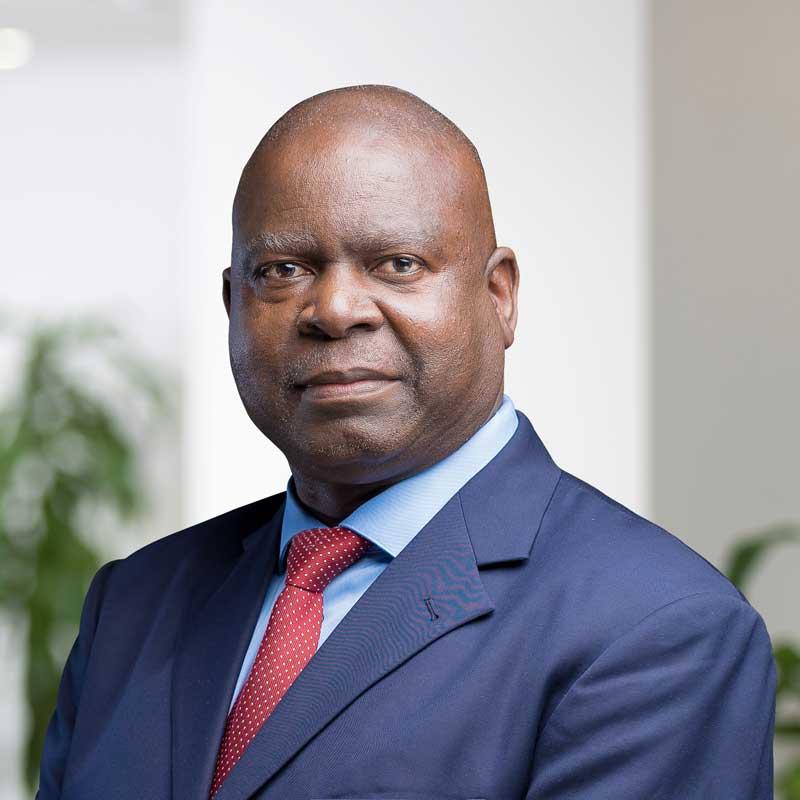 Mr Douglas Mboweni