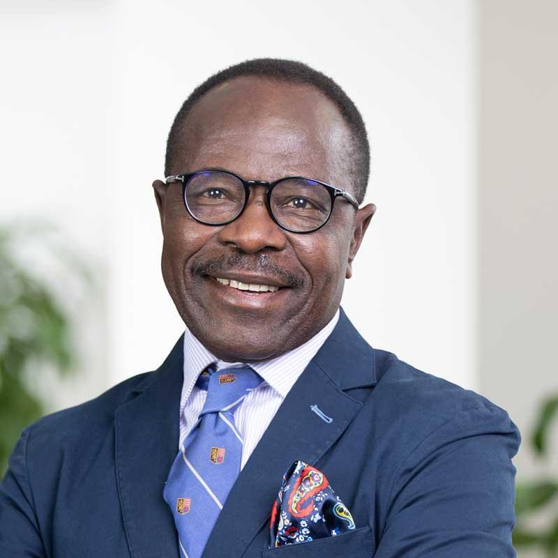 Mr Godfrey Gomwe*
