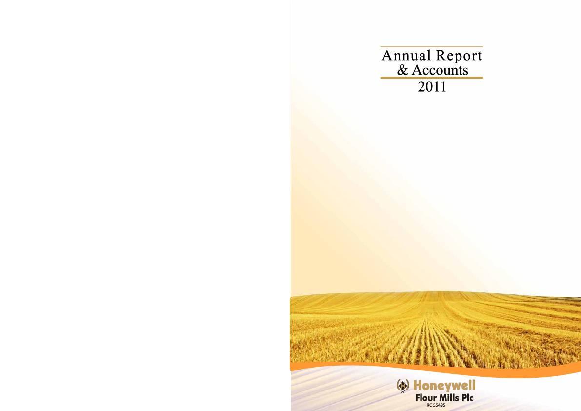 Honeywell Flour Mills Plc (HONYFL ng) 2011 Annual Report