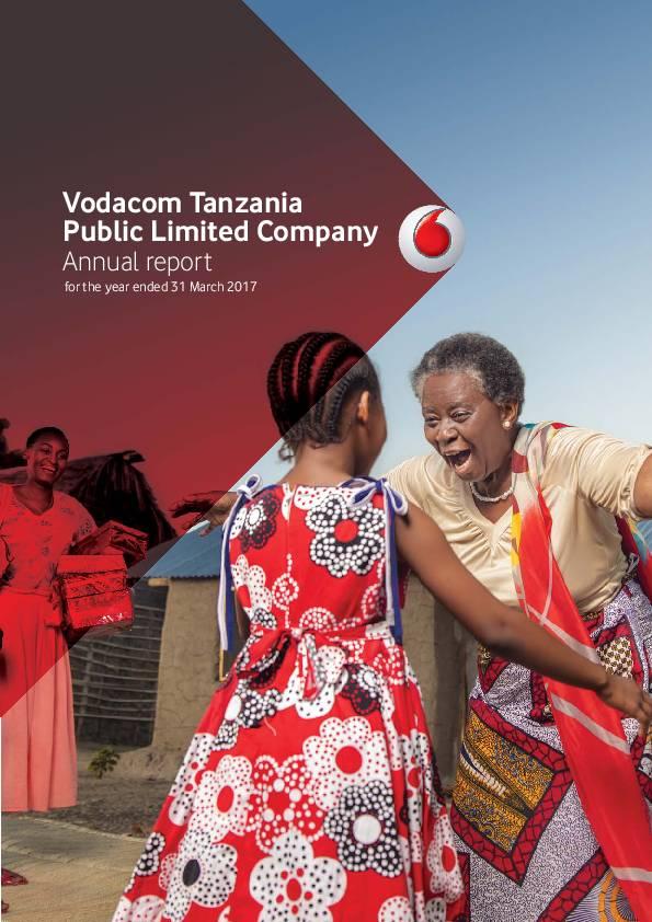 Vodacom Tanzania Limited Voda Tz 2017 Annual Report