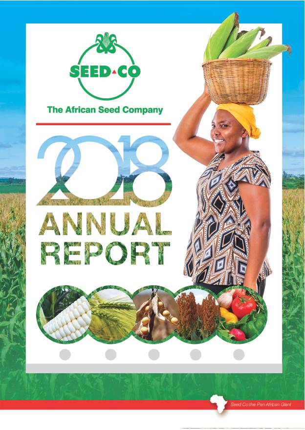 Seed Co Limited (SEED.zw) 2018 Annual Report